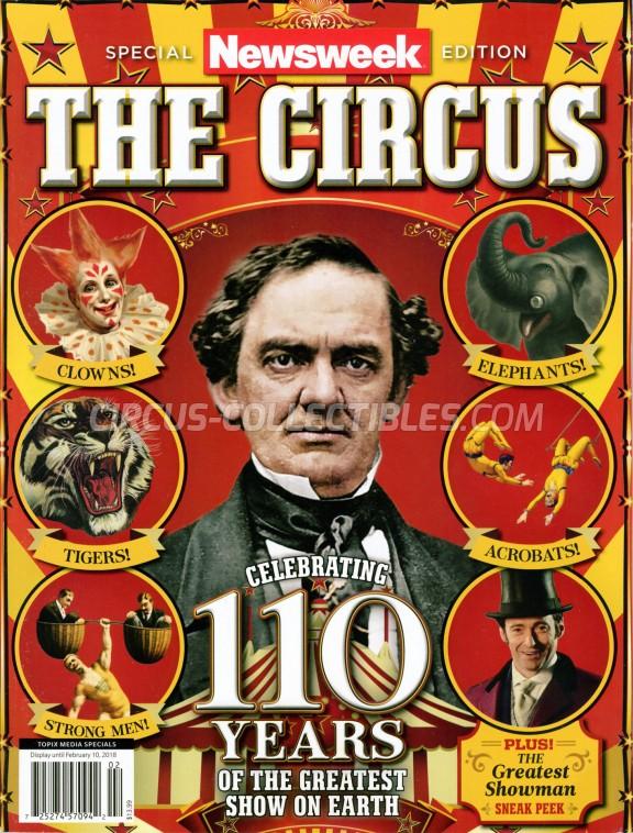 The Circus - Magazine - 2017