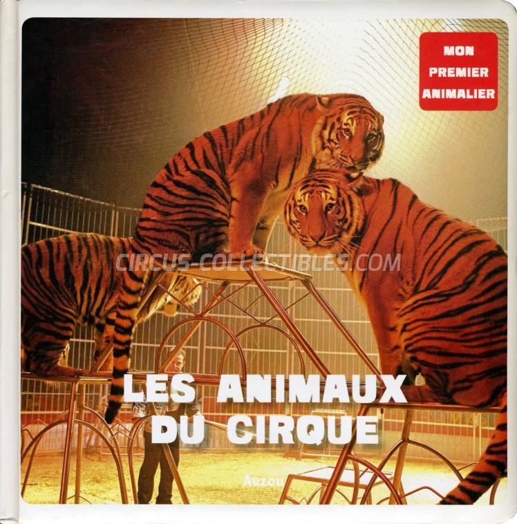Les Animaux du Cirque - Book - 2010