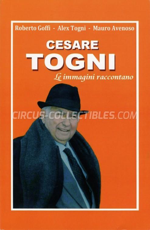 Cesare Togni - Book - 2018