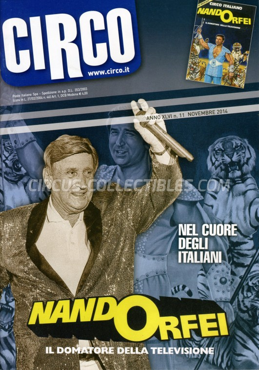 Circo - Magazine - 2014