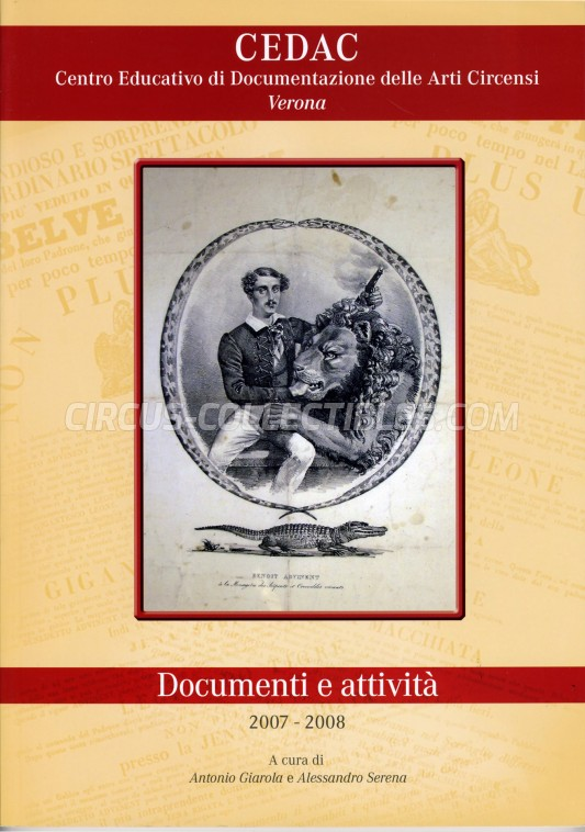 CEDAC - Verona - Book - 2008
