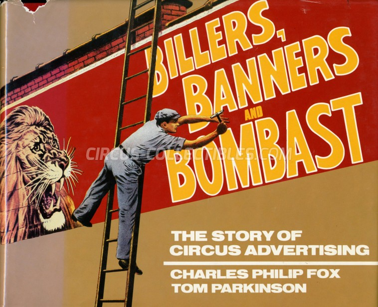 Billers, Banners and Bombast - Book - 1985
