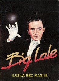 Big Lale - Book - Serbia, 1987