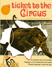 A Ticket to the Circus - Book - USA, 1959