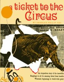 A Ticket to the Circus - Book - USA, 1959