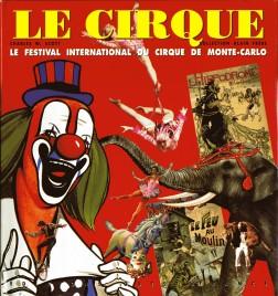 Le Cirque - Book - France, 1995