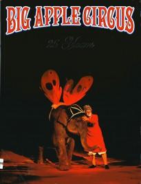 Big Apple Circus: 25 Years - Book - USA, 2003