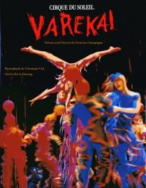 Cirque du Soleil - Varekai - Book - Canada, 2003