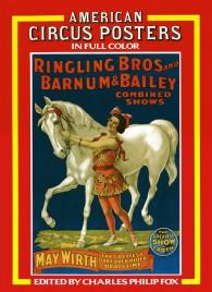 American Circus Posters - Book - USA, 1978