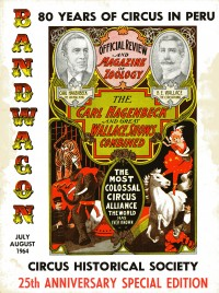 Bandwagon - 25th Anniversary Edition - Magazine - USA, 1964
