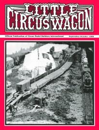 Little Circus Wagon - Magazine - USA, 1988