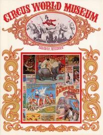 Circus World Museum - Magazine - USA, 1971