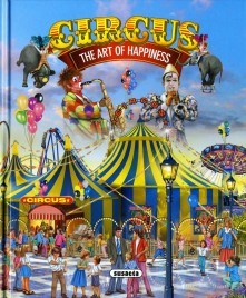 Circus - The Art Of Happiness - Book - Spain, 2014