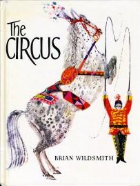 The Circus - Book - England, 1987