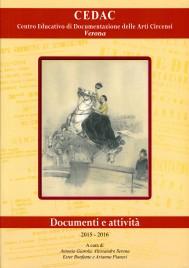 CEDAC - Verona - Book - Italy, 2016