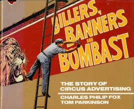 Billers, Banners and Bombast - Book - USA, 1985