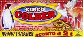 Circo Colber Circus Ticket - 2008