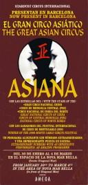 Asiana - The Great Asian Circus Circus Ticket - 2001