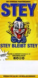 Zirkus Stey Circus Ticket - 2020