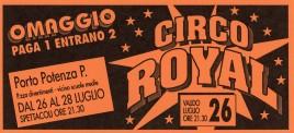 Circo Royal Circus Ticket - 0