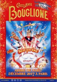 Le Cirque D'Hiver Bouglione Circus Ticket - 2017