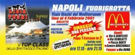 Circo Lidia Togni Circus Ticket - 2001