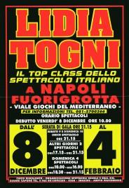 Circo Lidia Togni Circus Ticket - 2000