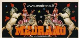Circo Medrano Circus Ticket - 2000