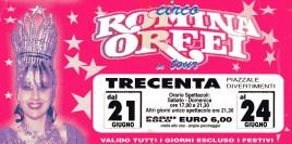 Circo Romina Orfei Circus Ticket - 0