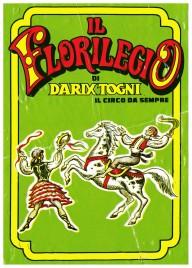 Il Florilegio di Darix Togni Circus Ticket - 2001