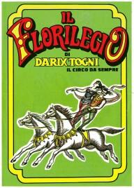 Il Florilegio di Darix Togni Circus Ticket - 2000