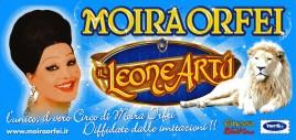 Circo Moira Orfei Circus Ticket - 2012
