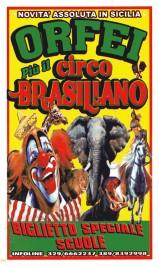 Orfei + Circo Brasiliano Circus Ticket - 0