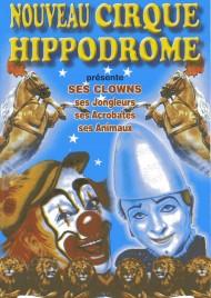 Cirque Hippodrome Circus Ticket - 0