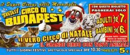 Circo di Budapest Circus Ticket - 0