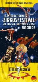 19. Internationales Zirkusfestival Circus Ticket - 2014