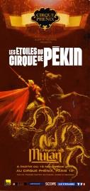 Les Étoiles du Cirque de Pékin Circus Ticket - 2011