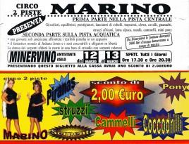 Circo Marino Circus Ticket - 0