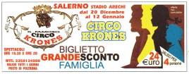 Circo Krones Circus Ticket - 2003