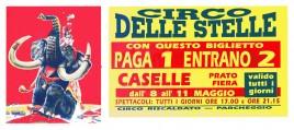 Circo delle Stelle Circus Ticket - 0