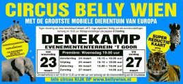 Circus Belly Wien Circus Ticket - 2011