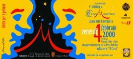Circo Massimo Circus Ticket - 2000