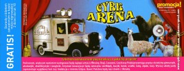 Cyrk Arena Circus Ticket - 0