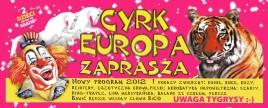 Cyrk Europa Circus Ticket - 2012