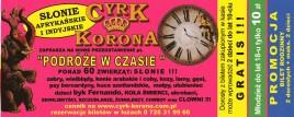 Cyrk Korona Circus Ticket - 0