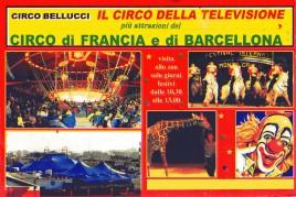 Circo di Francia, Circo di Barcelona Circus Ticket - 0