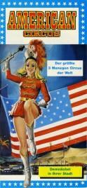 American Circus Circus Ticket - 1989