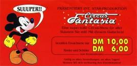 Circus Fantasia Circus Ticket - 0