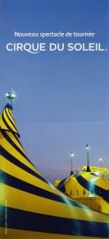 Cirque du Soleil Circus Ticket - 2009