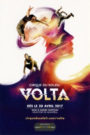 Cirque du Soleil - VOLTA Circus Ticket - 2017